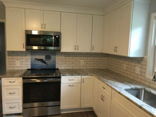 kitchen remodeling contractor in Huntingtown, MD