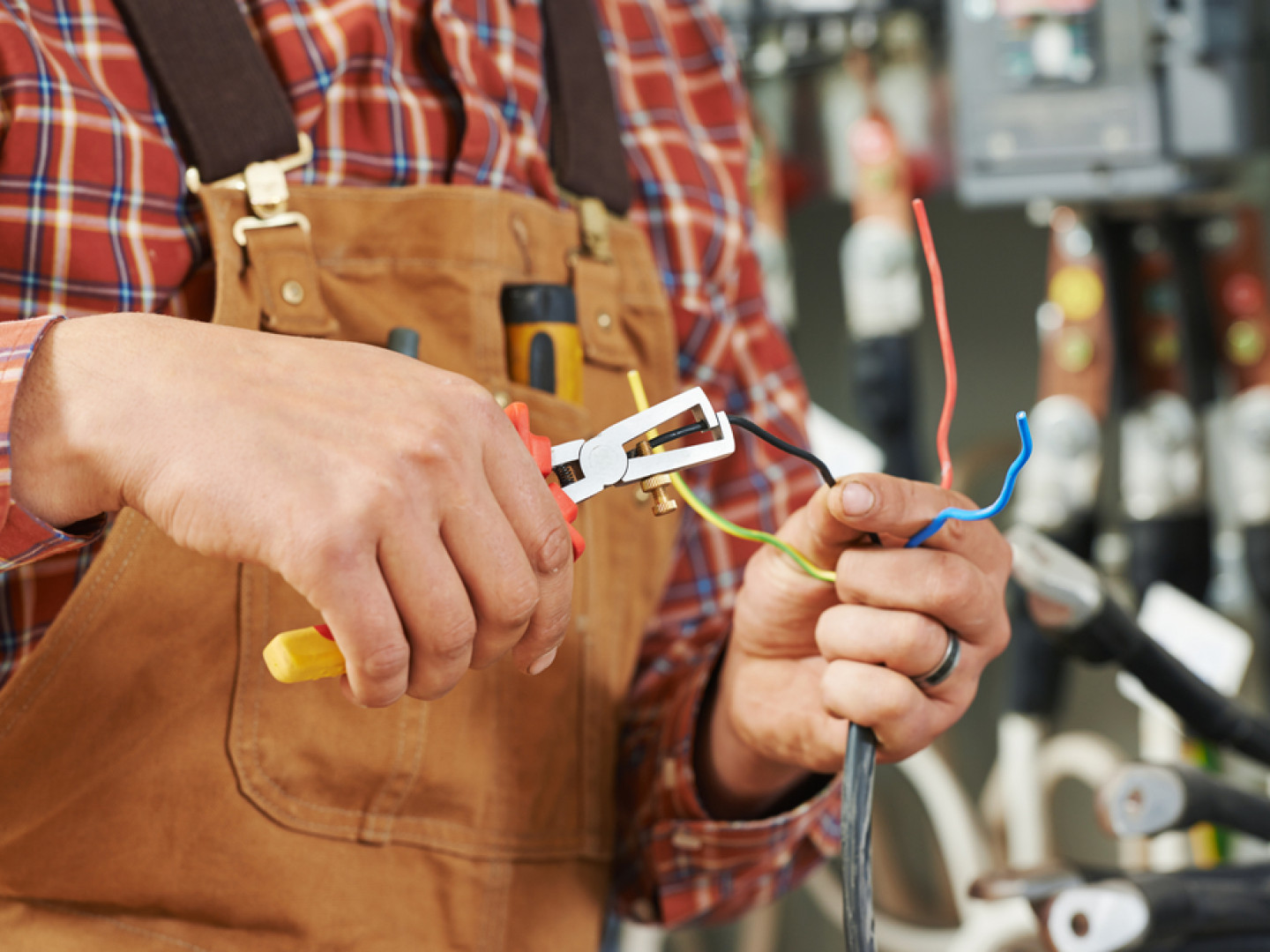 rough electrical contractor annapolis md